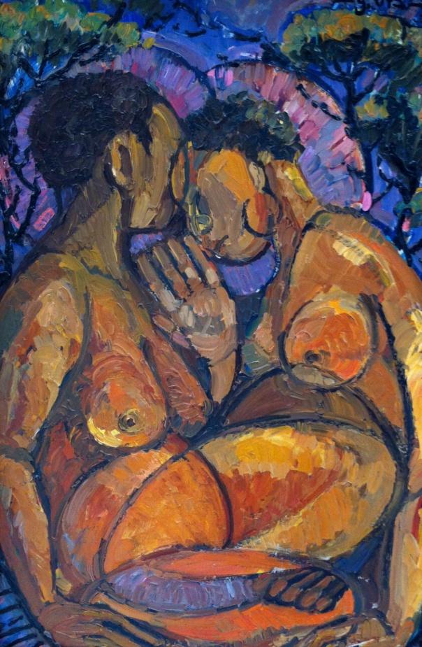 Lusaka Painting