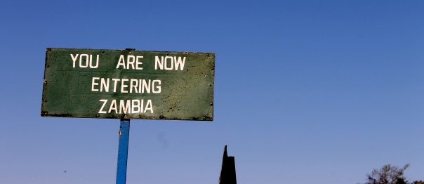 Welcome to Zambia!