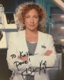 Meeting Alex Kingston: A Journey